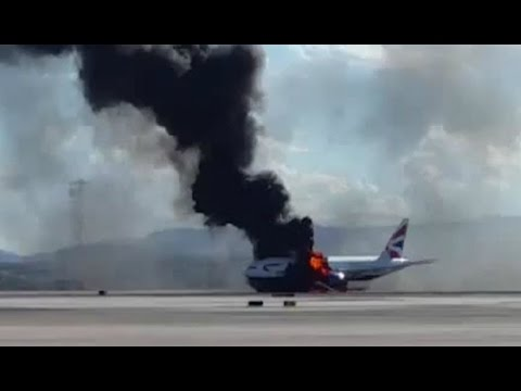 VIDEO: FORT LAUDERDALE Boeing 767 zapalio se nasred piste na Floridi