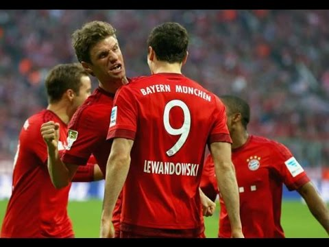 VIDEO: BORUSSIA POPUT DINAMA (ZG) Bayern uvalio novu petardu