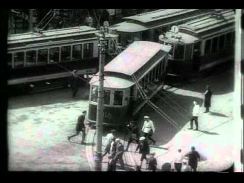 """VIDEO: Legendarni """"Čovjek s filmskom kamerom"""" uz glazbenu pratnju u """"Tuškancu"""""""