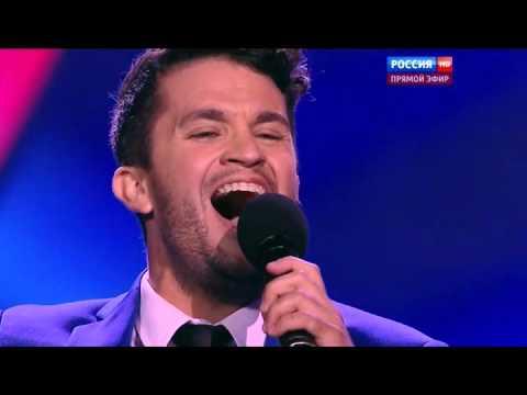VIDEO: NEW WAVE STARS Damir Kedžo pobijedio na pjevačkom natjecanju u ruskom Sočiju