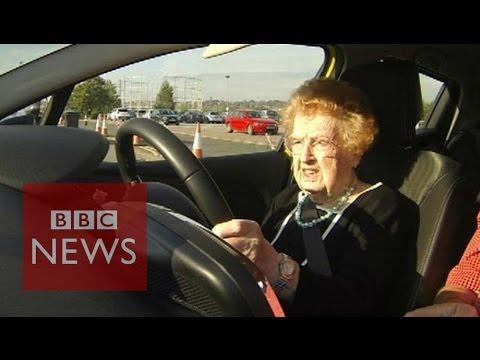 VIDEO: Bakica koja ima 92 godine želi vozačku dozvolu