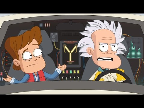 VIDEO: Marty McFly i Doc Brown vratili se u 'pravu' 2015. u novom animiranom klipu…