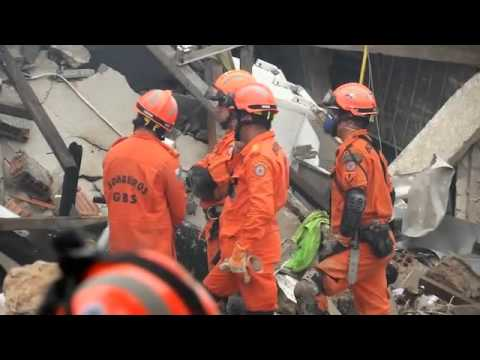 VIDEO: CURENJE PLINA Velika eksplozija u Rio de Janeiru, oštećeno na desetke zgrada, 7 ozlijeđenih