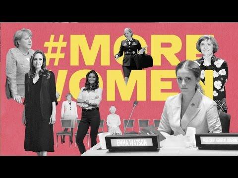 VIDEO: #MoreWomen: Koliko je žena na moćnim pozicijama? Pogledajte…