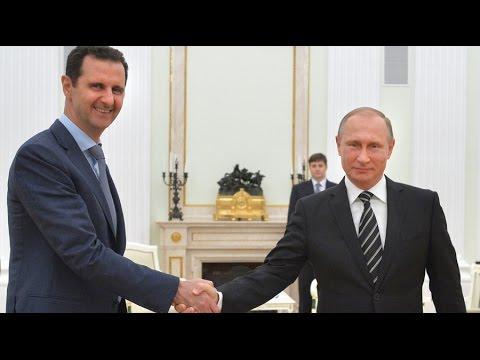 VIDEO: Izjave Bashar al-Assada i Vladimira Putina nakon sastanka
