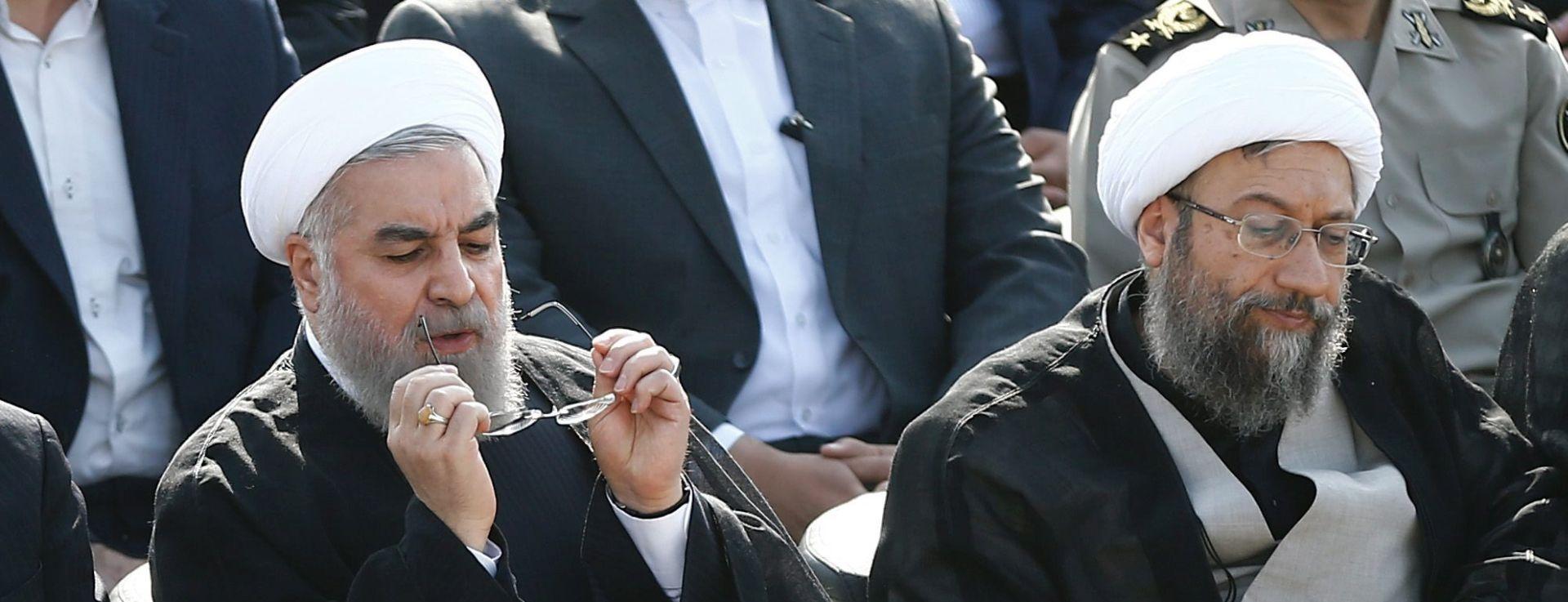 IRANSKO VIJEĆE ČUVARA Ratifikacija nuklearnog sporazuma sa šest svjetskih sila