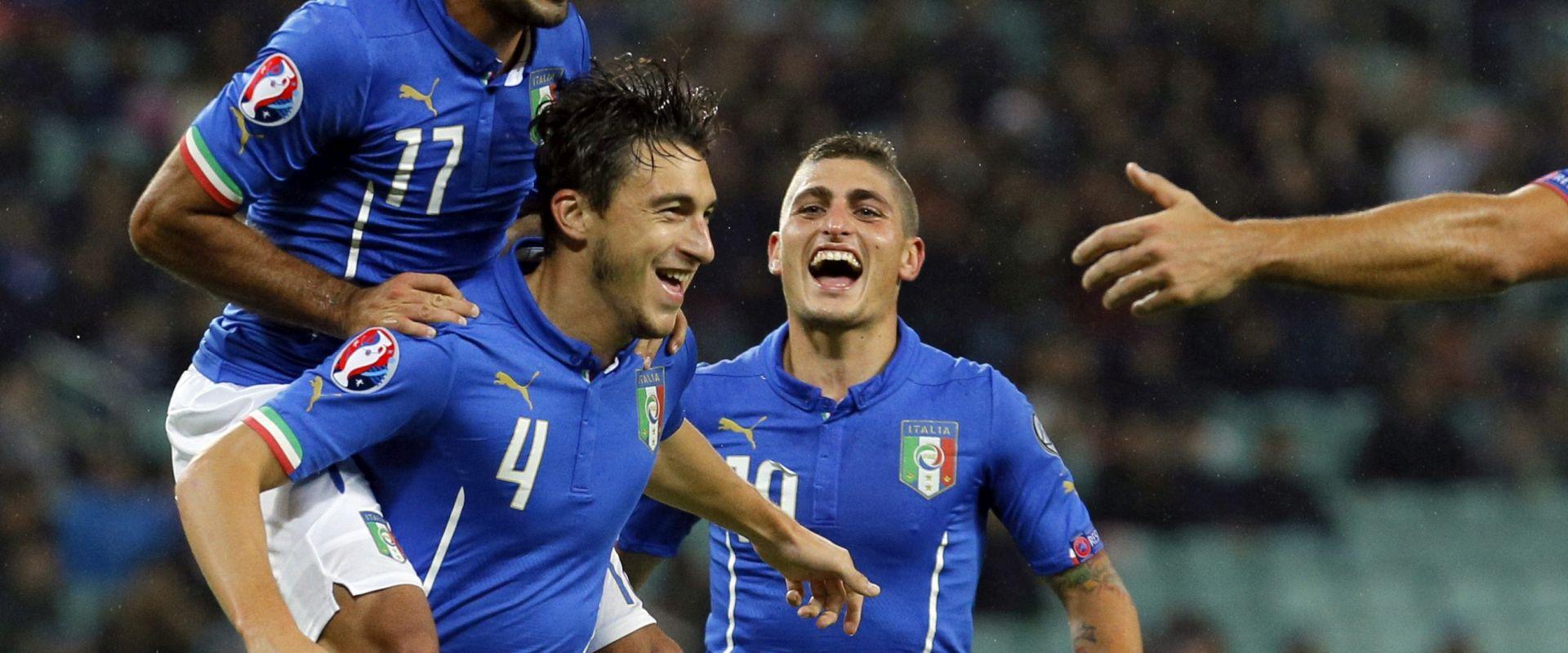 KONKURENTI DOBILI Italija na Euru 2016, Norveška korak bliže istom cilju