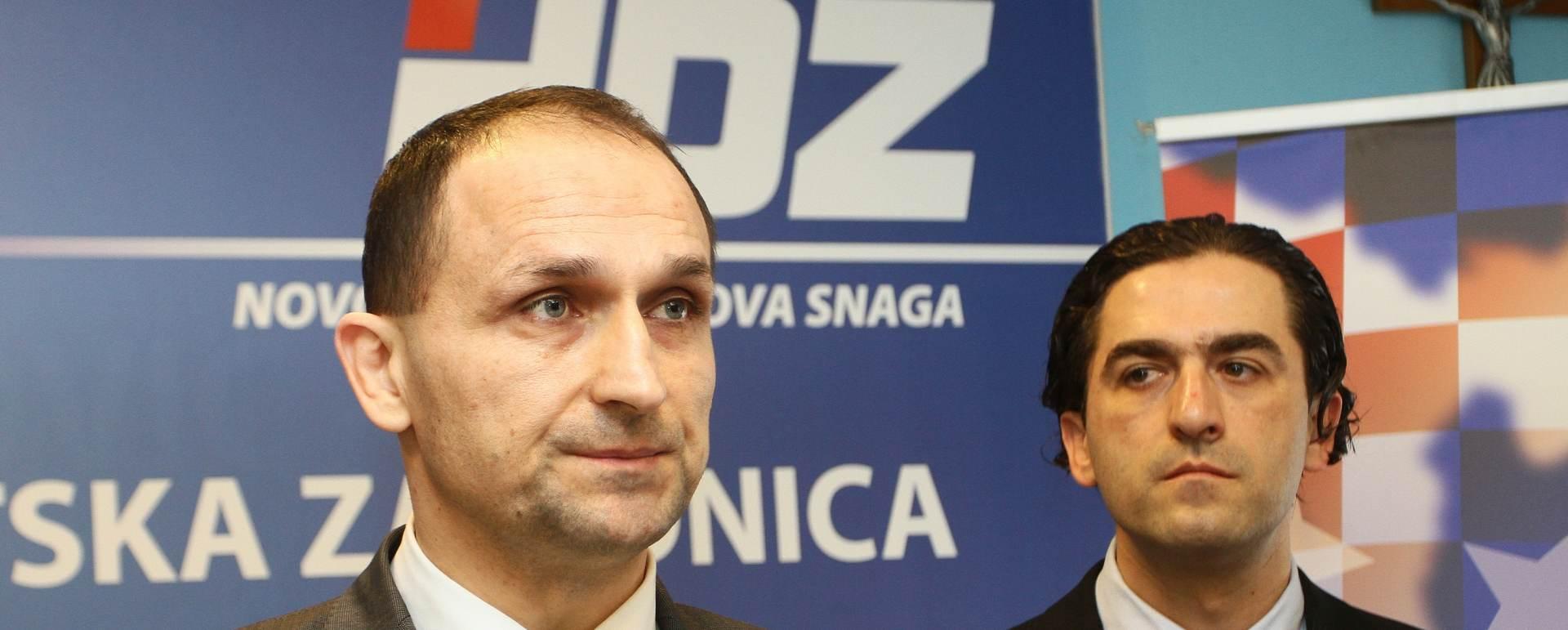 Osijek: HDZ neće podržati prijedlog županijskog proračuna