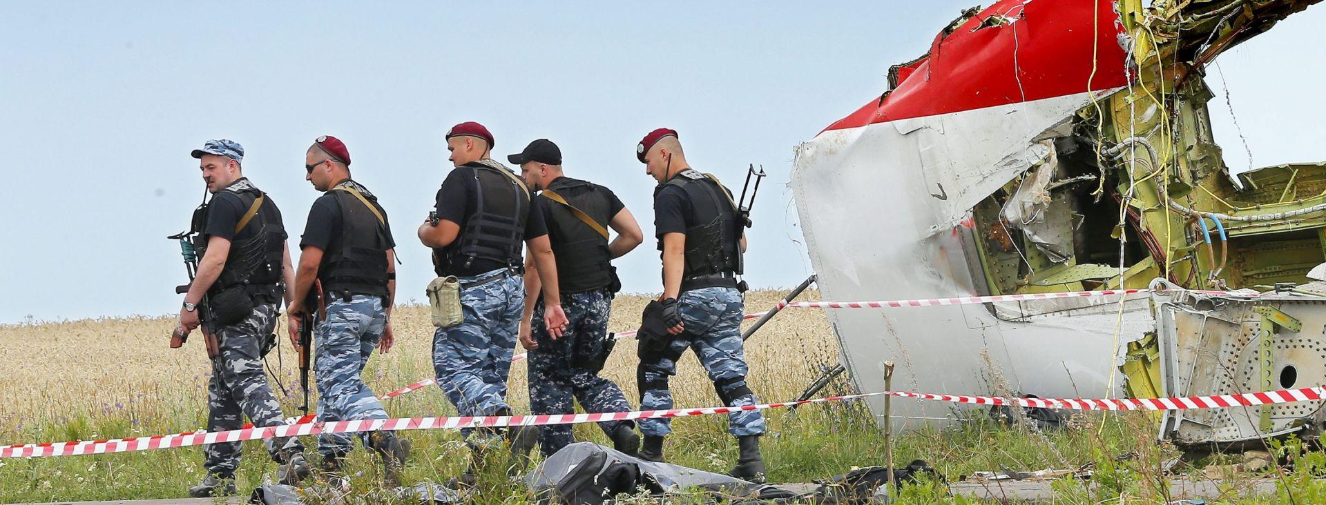 """""""Rusi pogodili i oborili MH17 nad Ukrajinom"""""""