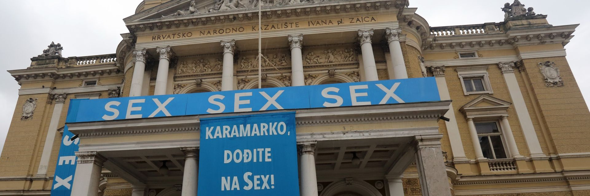 """FRLJIĆ PORUČIO KARAMARKU: """"Dođite na sex"""""""
