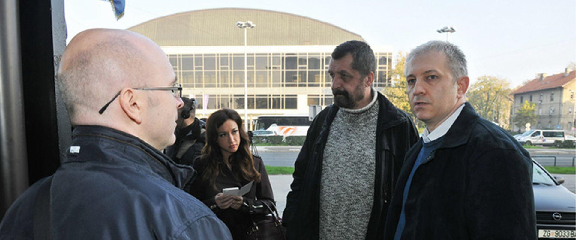 Brkić dao Karamarku ispričnicu zbog nedolaska na suđenje protiv Nacionala