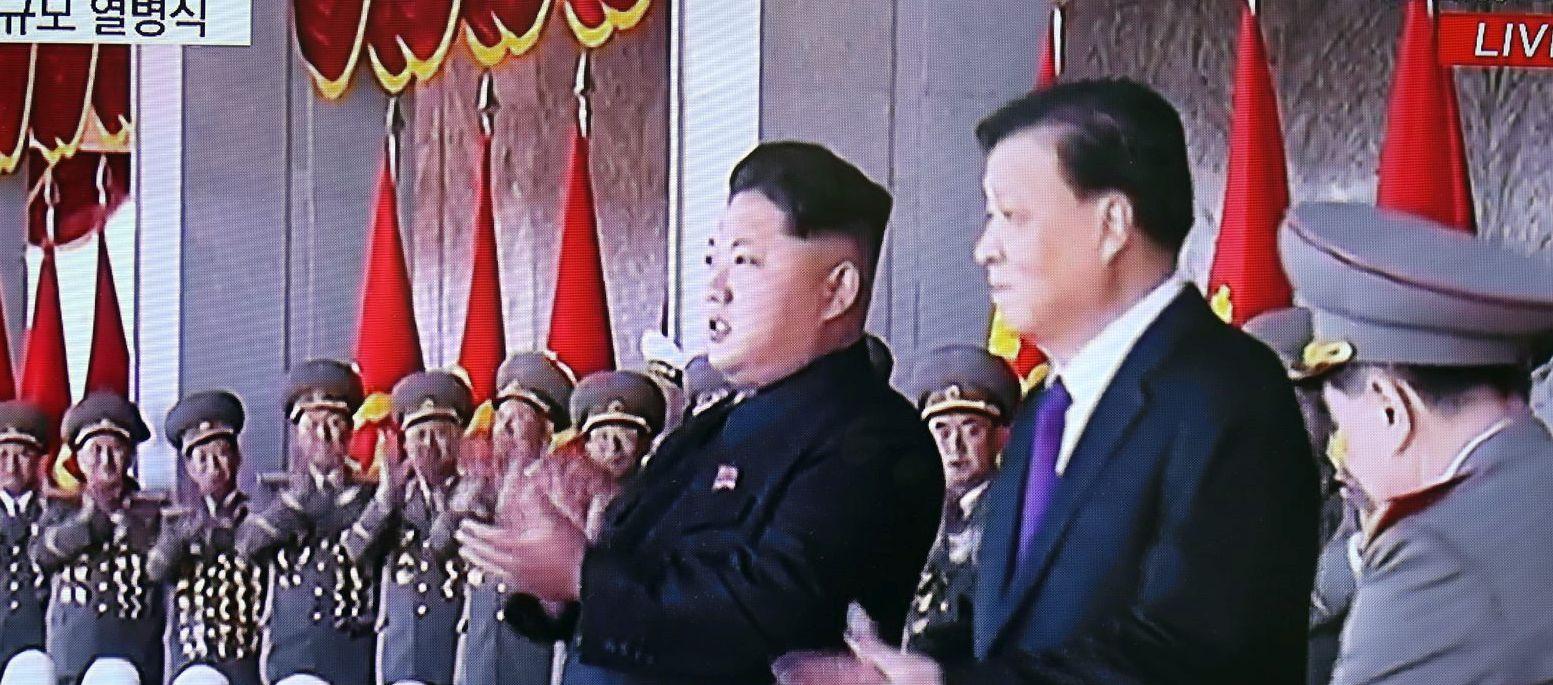 ČESTITKE U Sjevernoj Koreji počela impozantna vojna parada