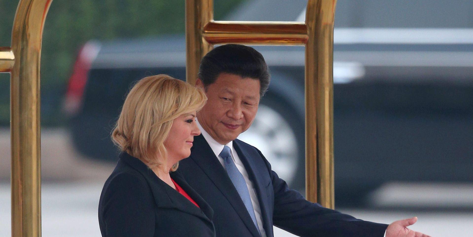 XI JINPING GOŠĆI IZ ZAGREBA: 'Kineski san' kao 'Za bolju Hrvatsku'