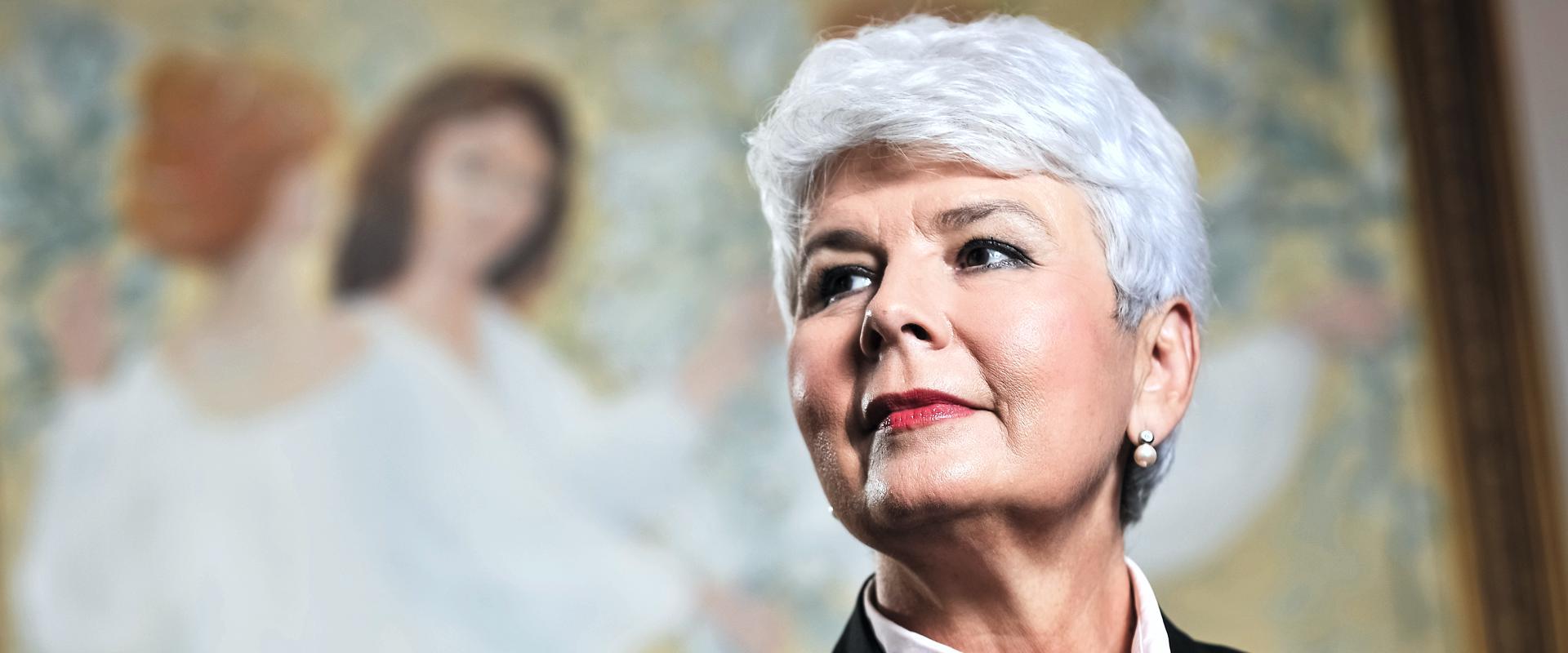 INTERVJU Jadranka Kosor:  'Ja bih odabrala hrvatskog premijera, a ne Orbána, vojvode i njihova potrčkala'