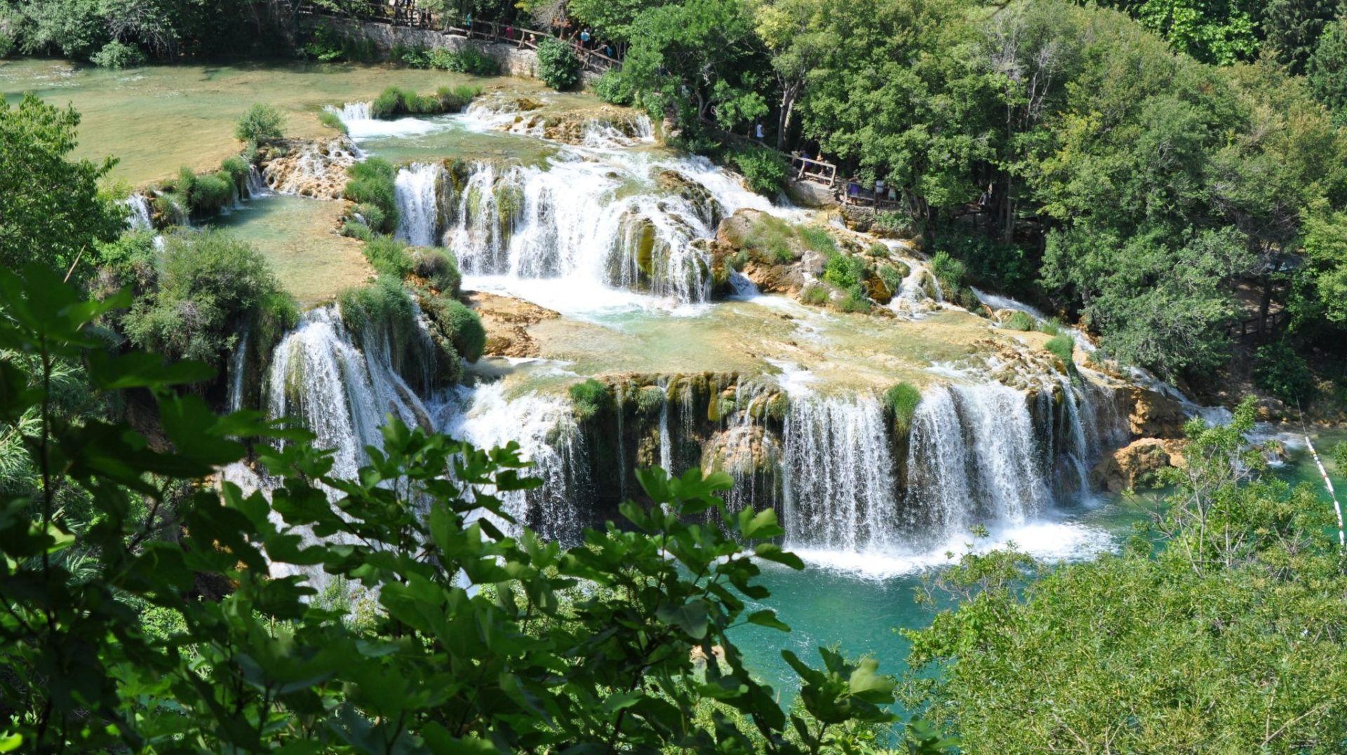 PRVI PUT U 30 GODINA POSTOJANJA U Nacionalnom parku Krka 900.000. posjetitelj