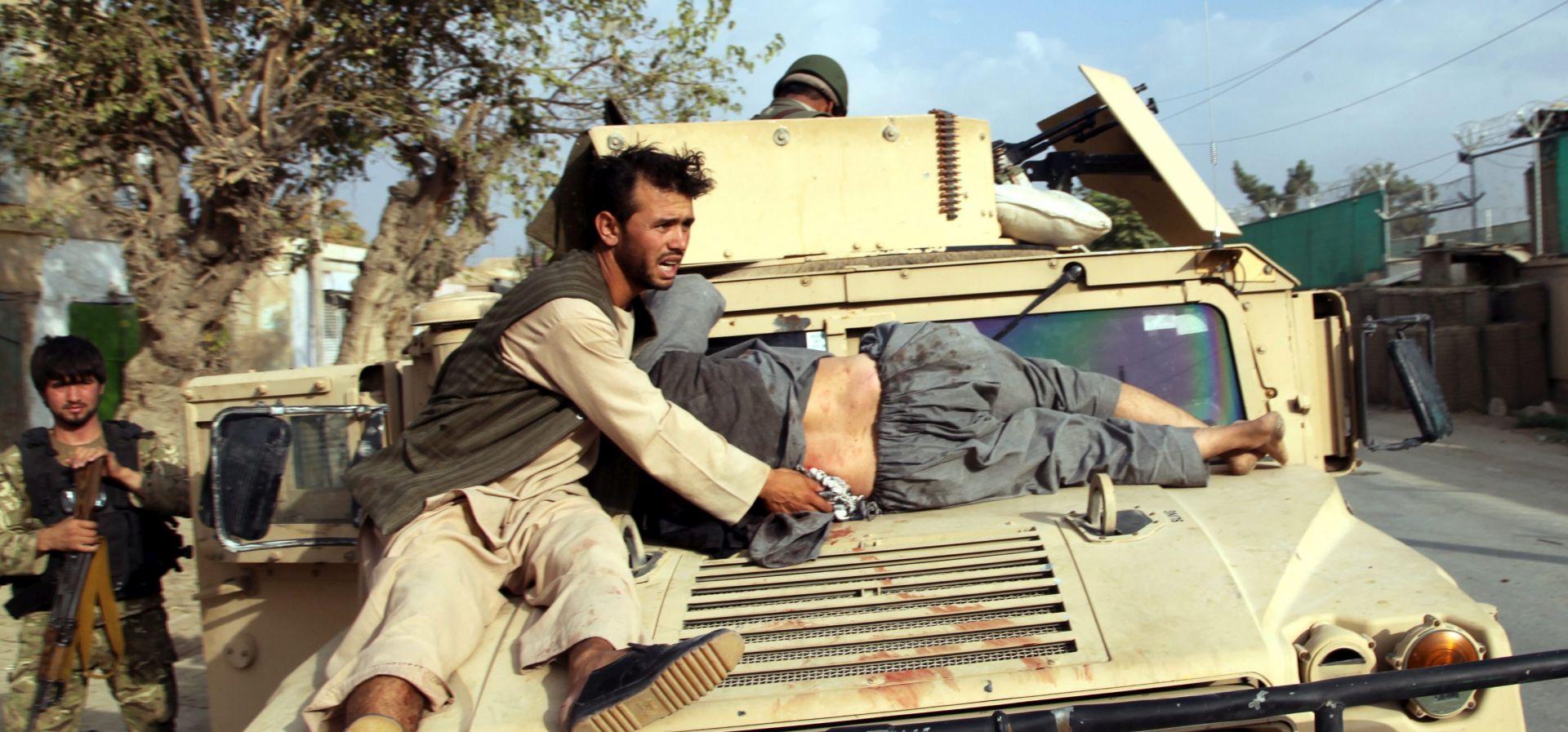 AFGANISTAN Devet mrtvih u bolnici u američkom zračnom napadu na Kunduz