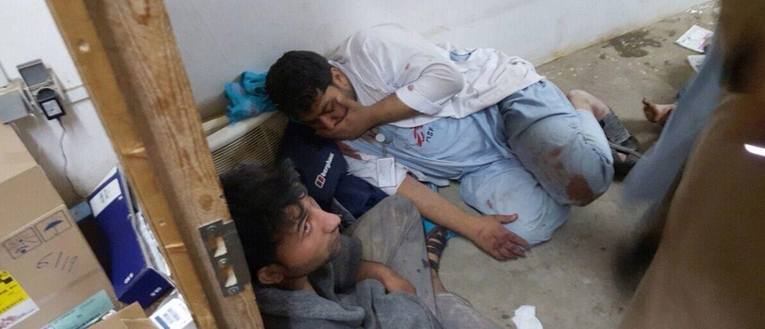 LIJEČNICI BEZ GRANICA Bijeg iz Kunduza nakon američkog bombardiranja bolnice