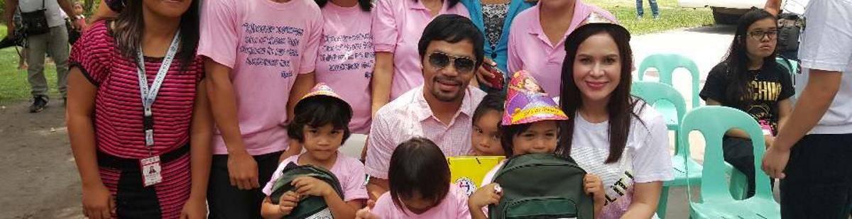 VIDEO: Manny Pacquiao natjecat će se za mjesto u Filipinskom senatu