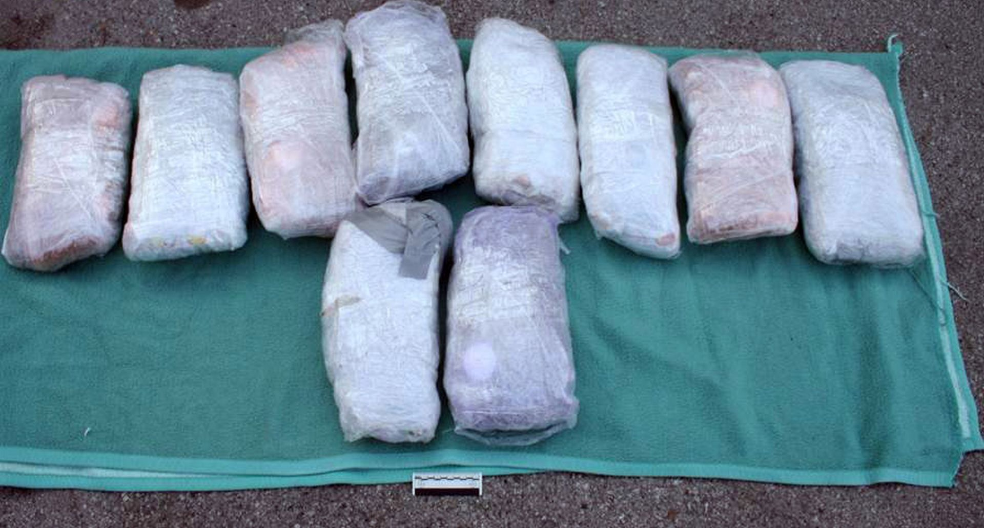 """DOBAR """"NOS"""": Policijska kuja Lana u automobilu nanjušila 11,2 kilograma marihuane"""