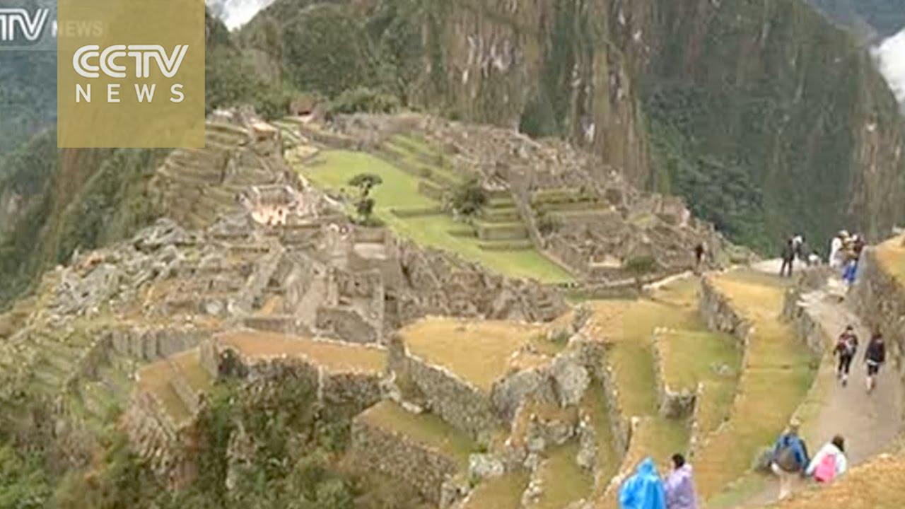 VIDEO: Turistički izlet u Machu Pichu