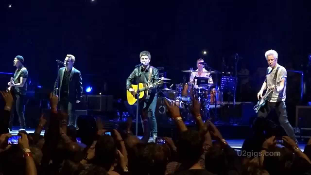 VIDEO: LONDONSKA O2 ARENA Poslušajte kako U2 i Noel Gallagher zvuče zajedno