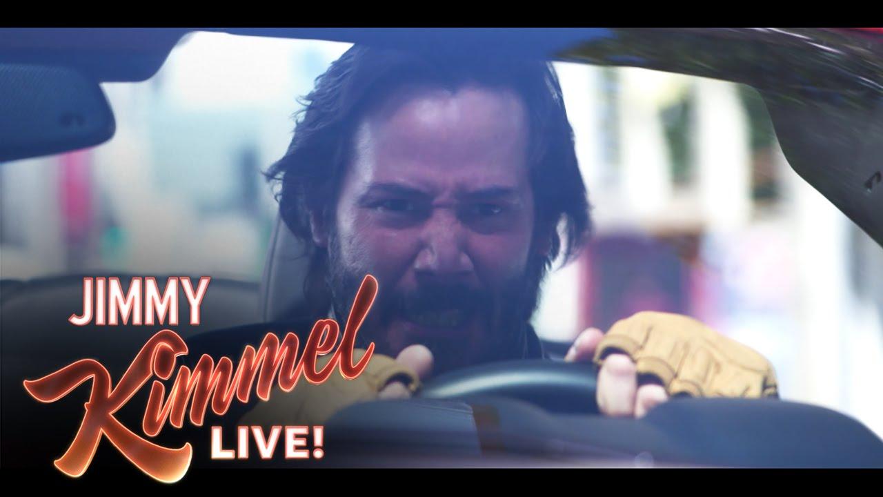 VIDEO: RAZUMNA BRZINA Keanu Reeves i Jimmy Kimmel reprizirali 'Brze i žestoke' – poštujući prometna pravila