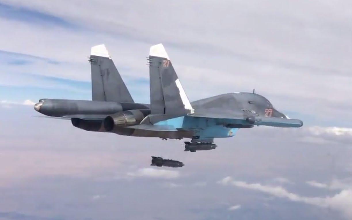 VIDEO: NAJINTENZIVNIJI NAPADI OD POČETKA INTERVENCIJE Rusija ubila 300 militanata u Siriji
