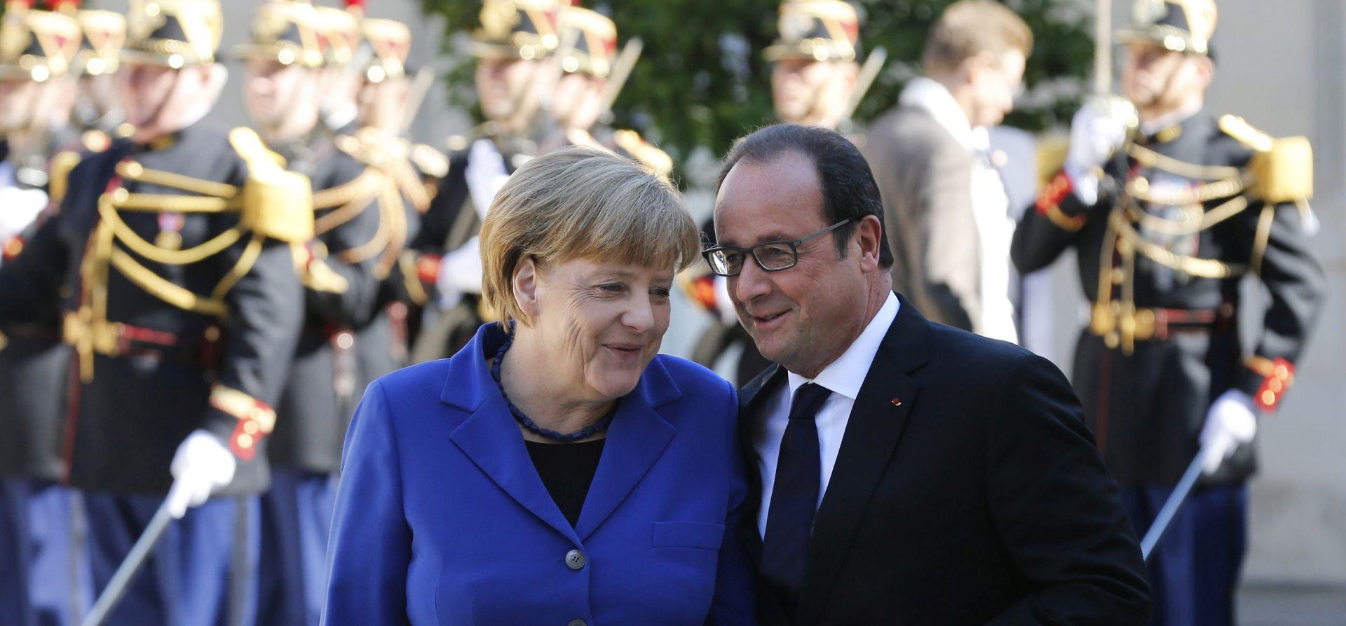 MERKEL STEŽE: Moramo zaštiti svoje vanjske granice diljem Europe