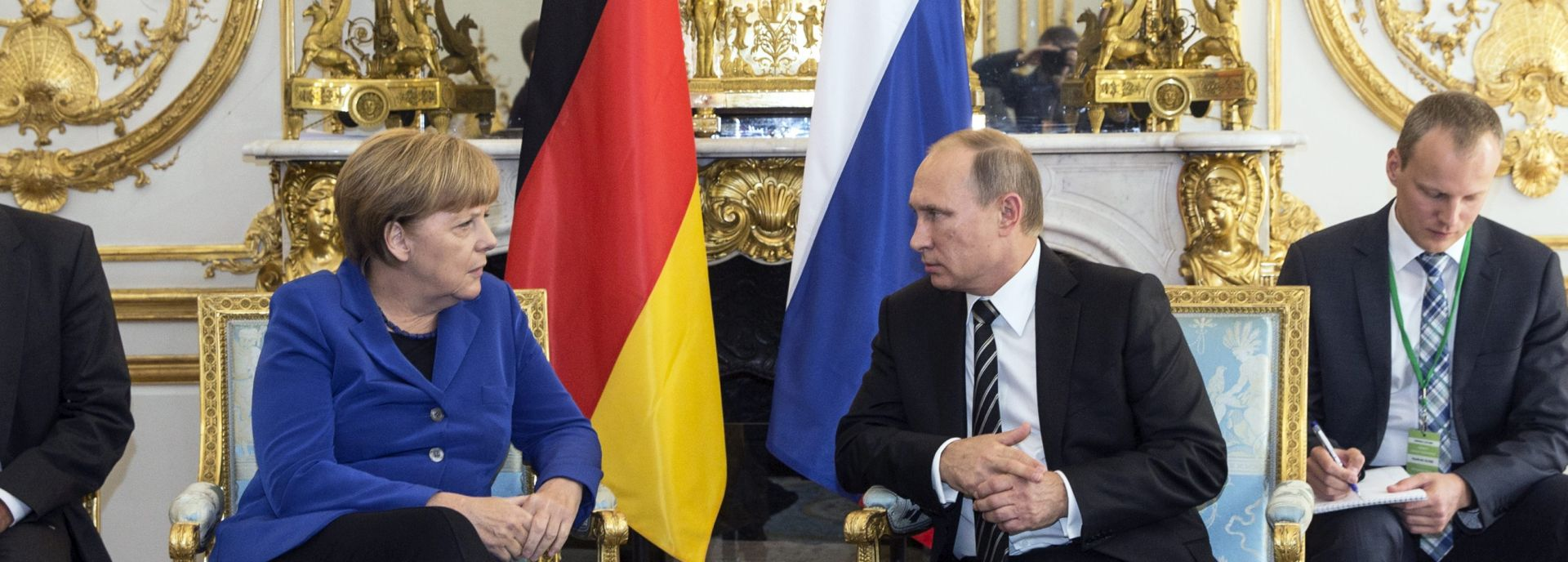 KOMPLICIRANO Putin: Njemačka i Rusija moraju zadržati bliske odnose