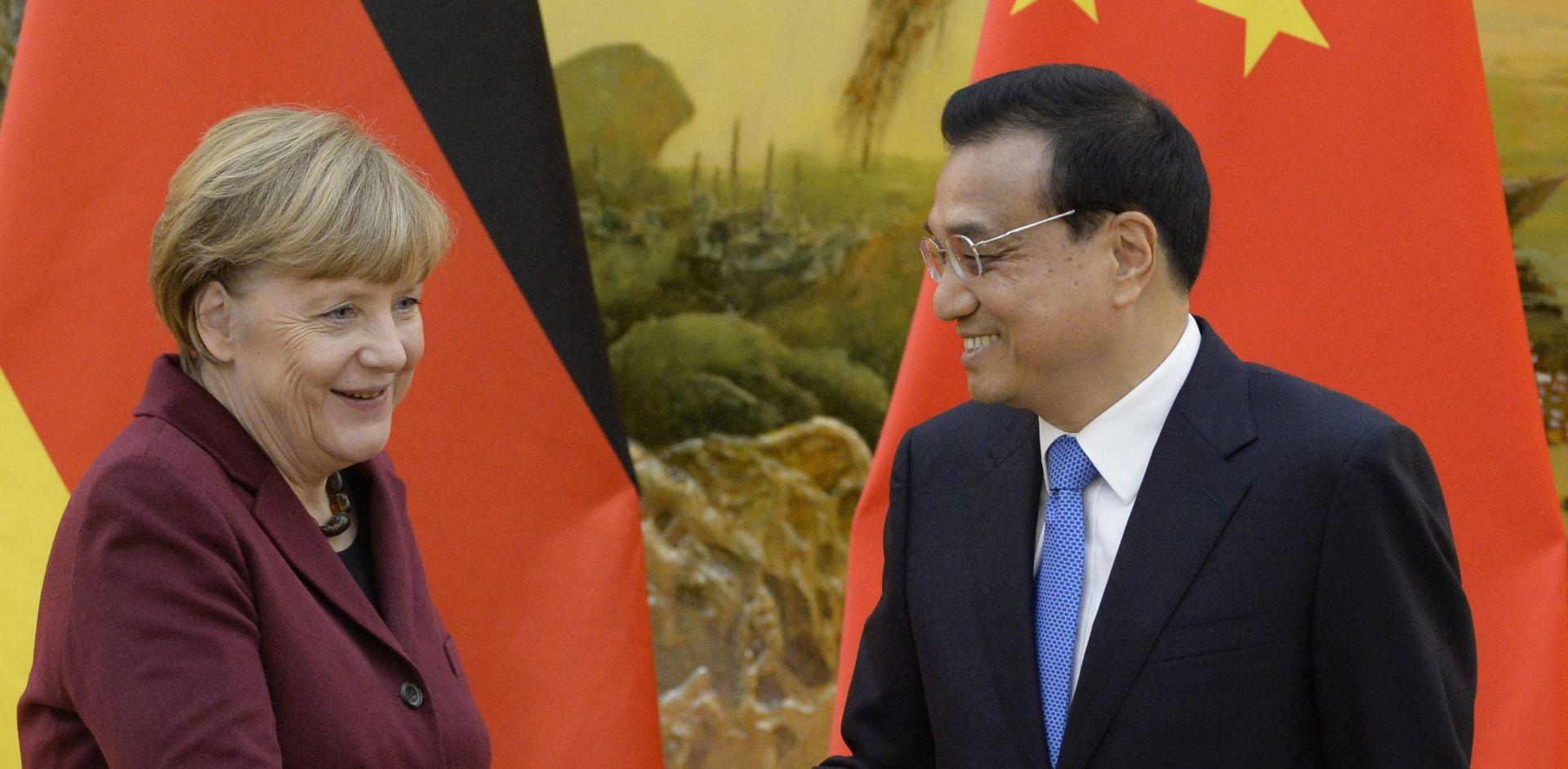 VIDEO: Angela Merkel posjetila kinesko sveučilište