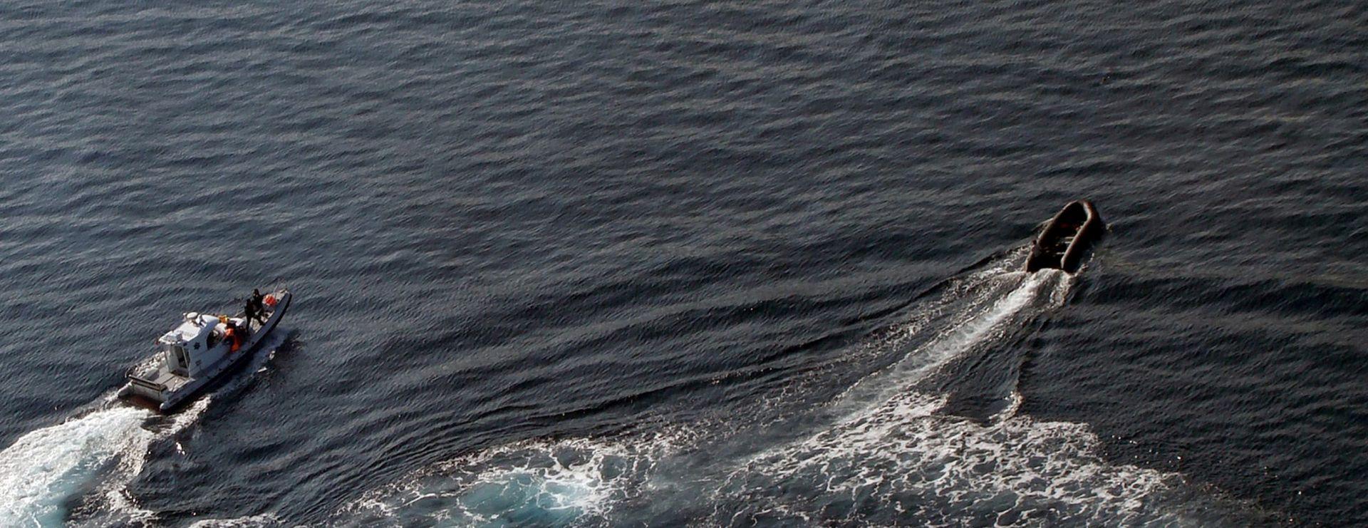LIBIJSKA OBALA: 1800 ljudi spašeno u ponedjeljak na Sredozemlju