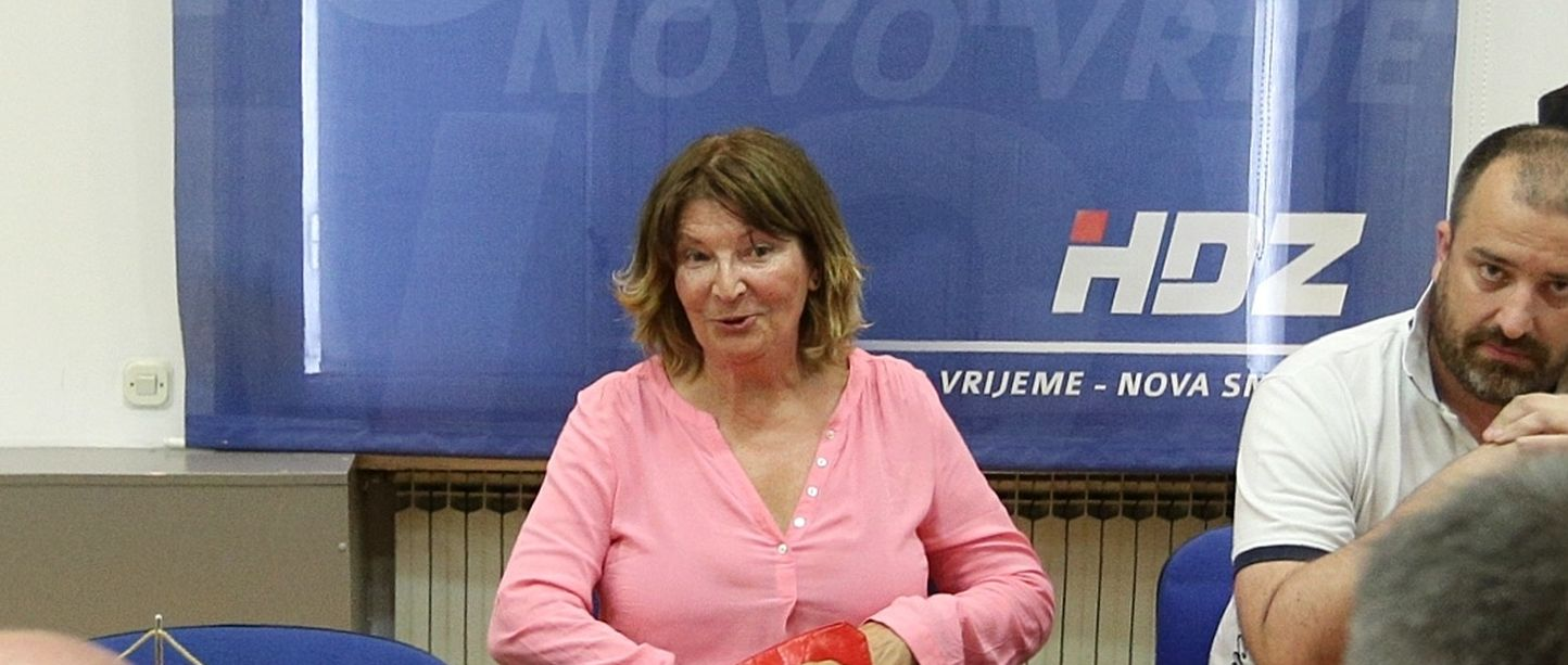 Čelnica Blokiranih Miriam Kervatin s HDZ-om radi na 'deblokadi' građana