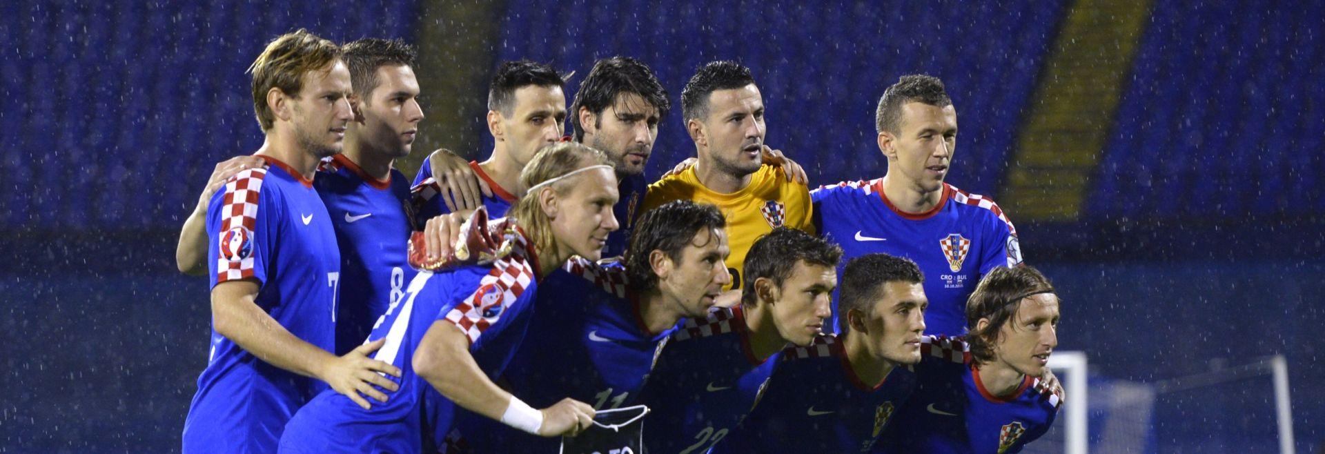 EURO 2016 – Hrvatska nastupila na četiri od pet EP-a