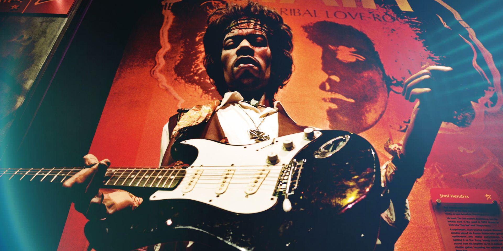 """GDJE BI MU BIO KRAJ… """"Da je poživio, Jimi Hendrix pomogao bi u stvranju rap glazbe"""""""