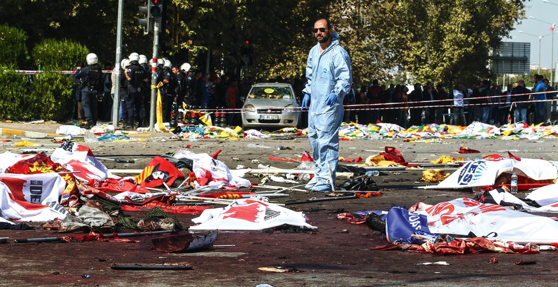 EKSKLUZIVNO IZ ANKARE: Cilj napada bio je povećati napetost između Turaka i Kurda
