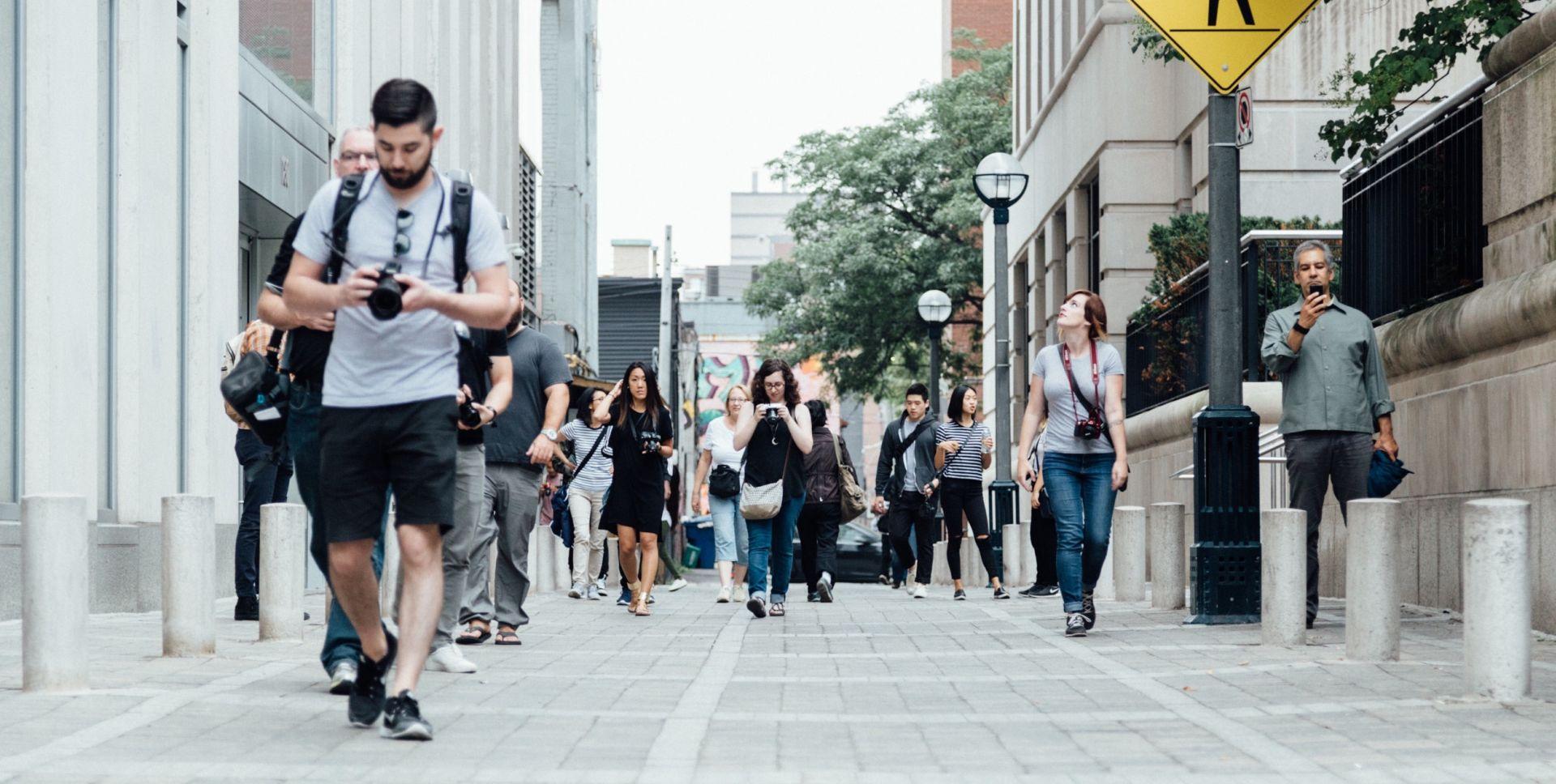 ISTRAŽIVANJE Za zdraviji život dnevno sat vremena hodanja