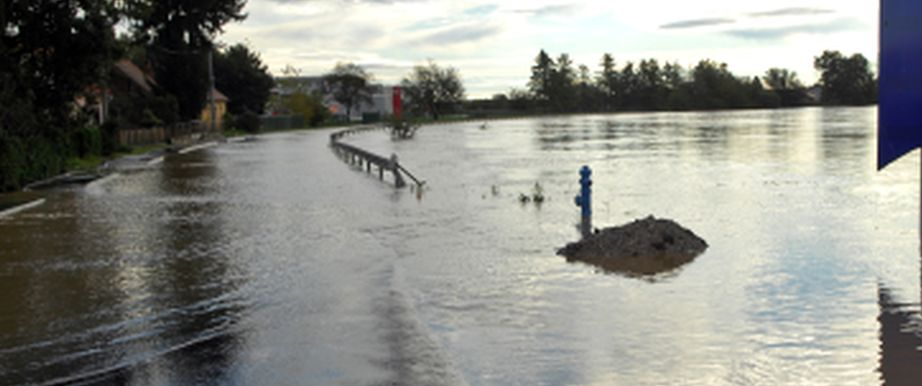 POPLAVE: U Sloveniji zbog jakih kiša na snazi narančasti alarm