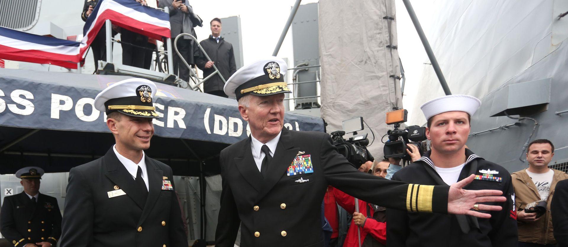 POSJET HRVATSKOJ: Odlična suradnja HRM-a i američke Ratne mornarice na Jadranu i Sredozemlju
