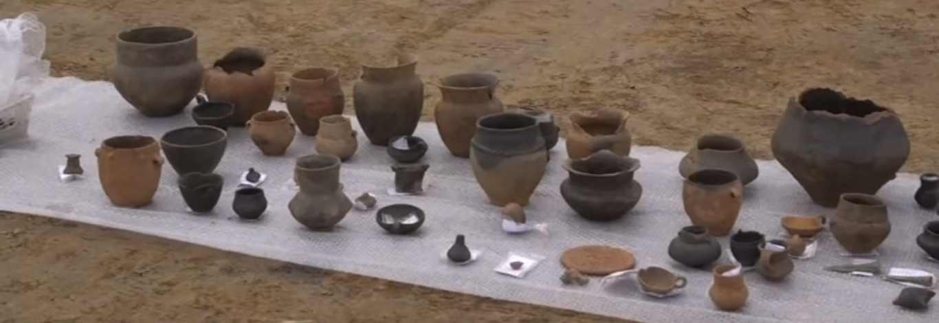 VIDEO: Slučajno otkriće groblja iz razdoblja Lužičke kulture u Poljskoj