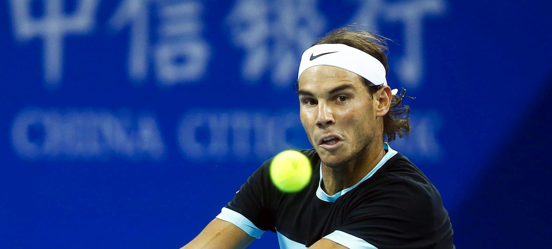 """ATP Šangaj: Nadala muči """"mentalna ozljeda"""""""