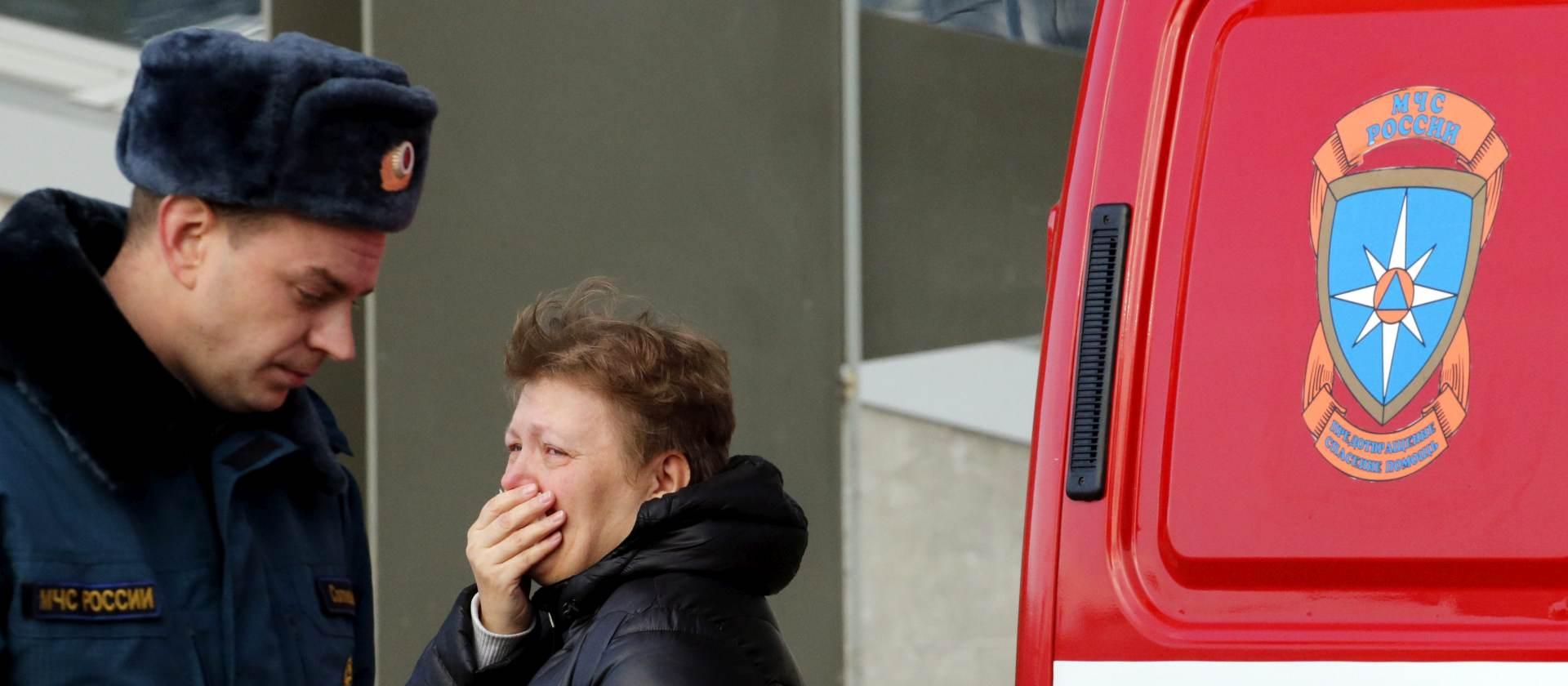 NEMA PREŽIVJELIH: U padu ruskog aviona u Egiptu poginule 224 osobe