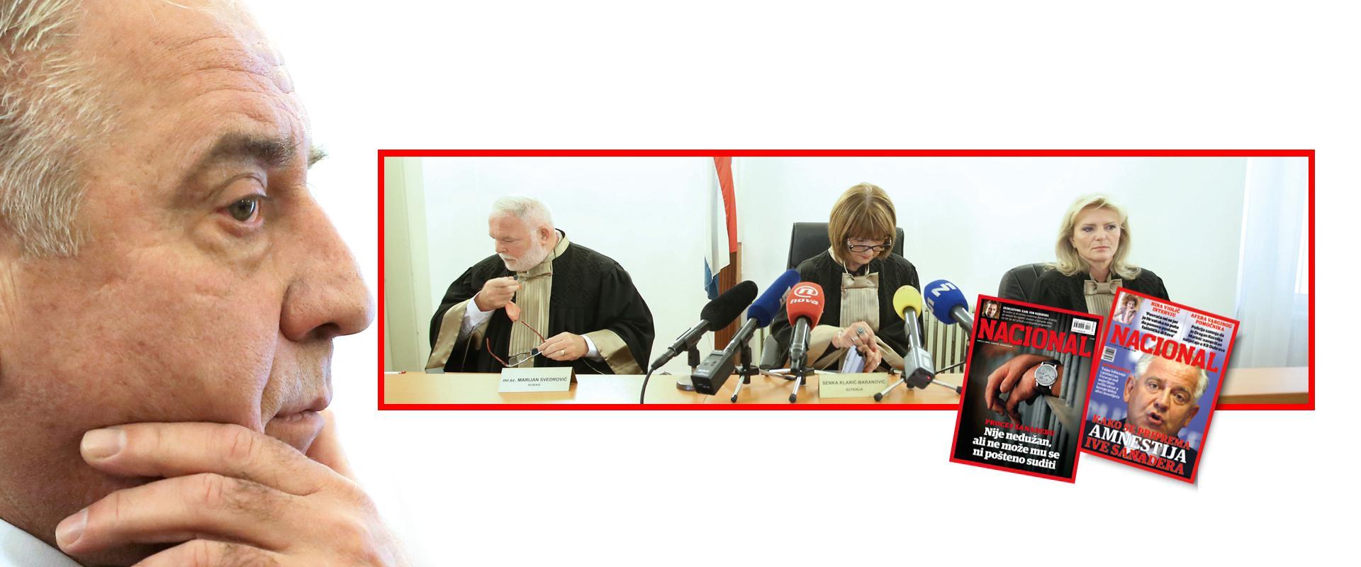 Kako se rađa najveći skandal u povijesti hrvatskog sudstva