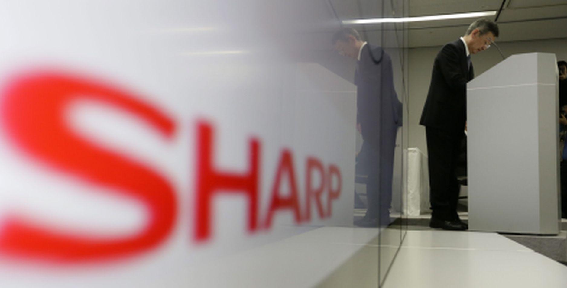 Japanski državni fond spreman pomoći posrnulom Sharpu