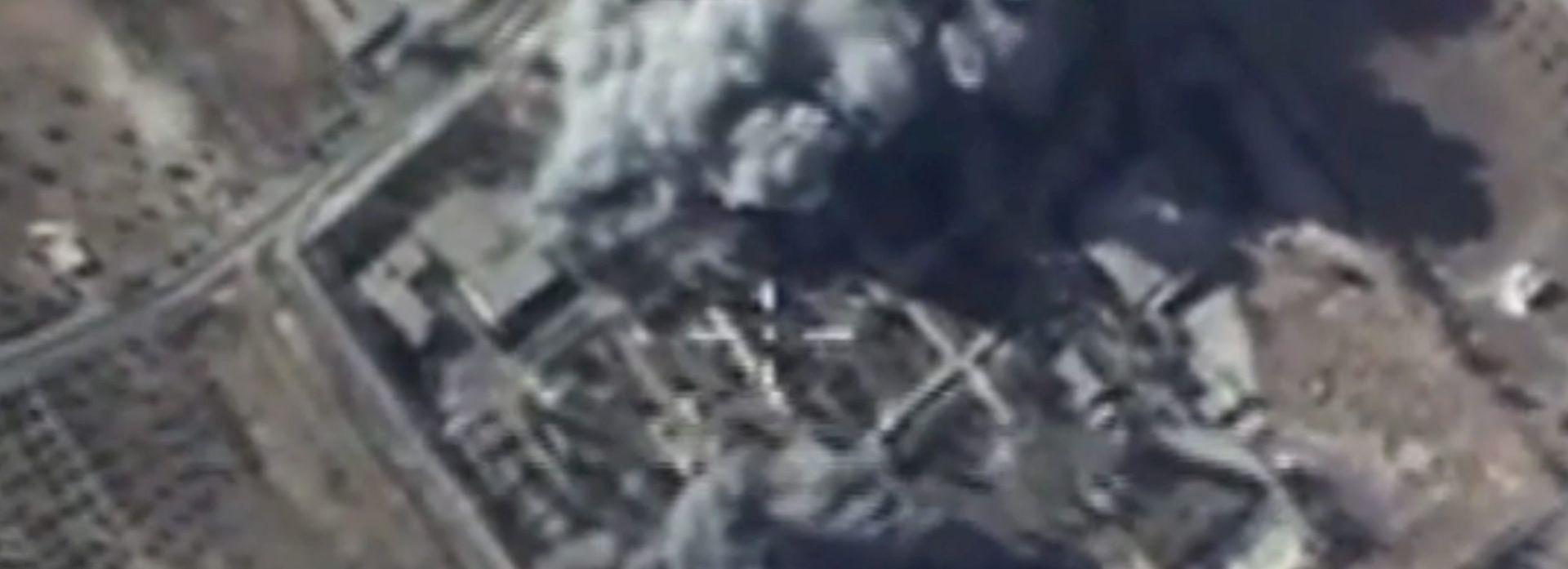 SAD OCIJENIO: Ruski zračni udari prijete mirovnom procesu