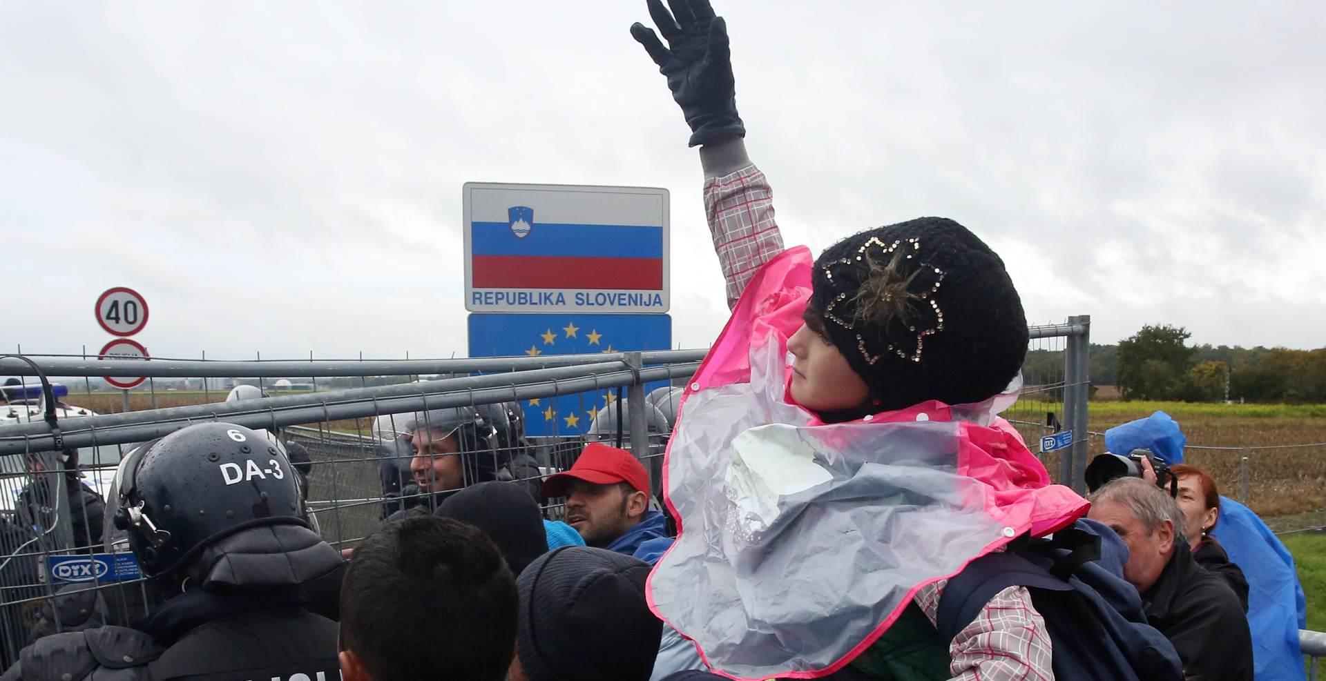 DODATNE OVLASTI: Slovenska vojska sad smije na granicu