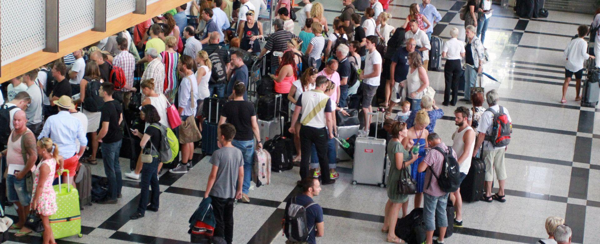 Vlada odobrila Zračnoj luci Split zaduženje od 300 milijuna kuna