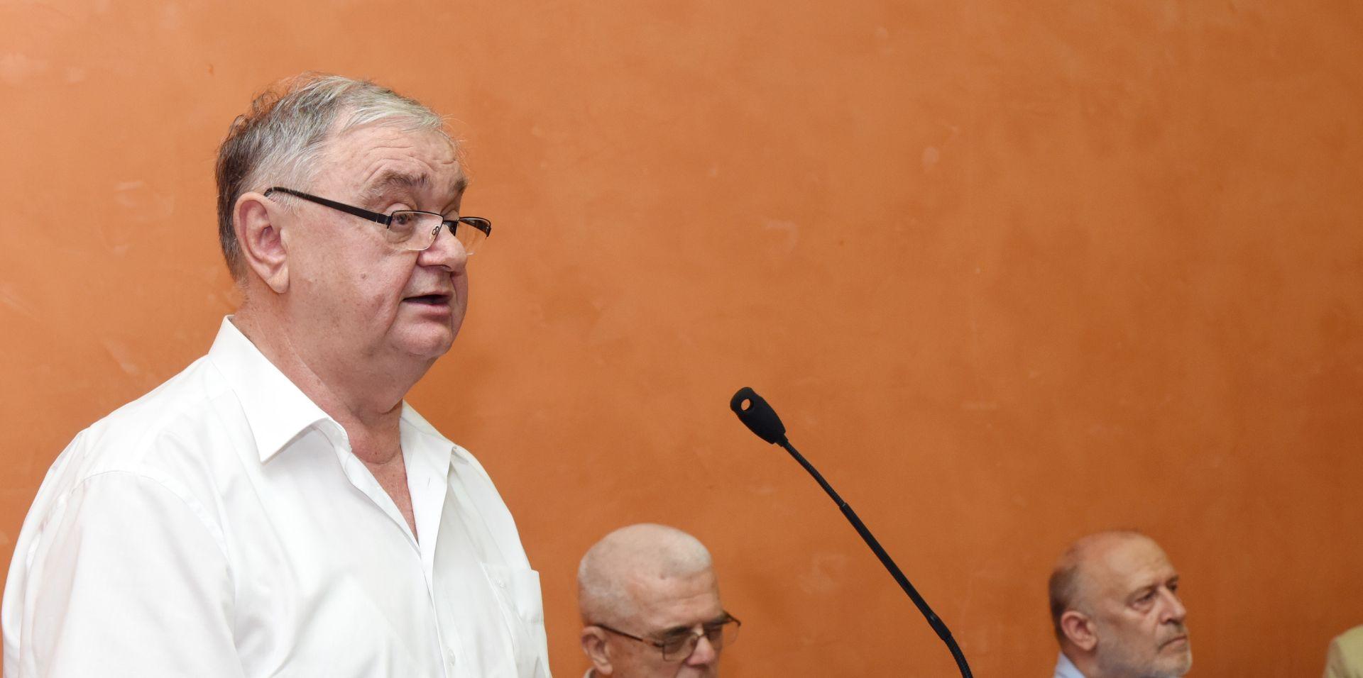 """Predstavljeno francusko-hrvatsko izdanje """"Pjesme o Rolandu"""""""