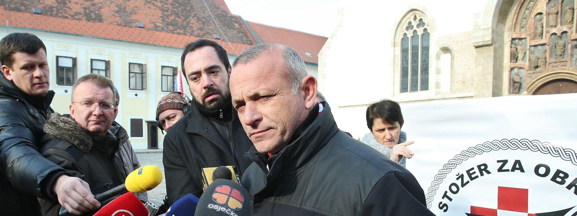 Tomislavu Josiću 7000 kuna kazne za klevetu oca premijera Milanovića