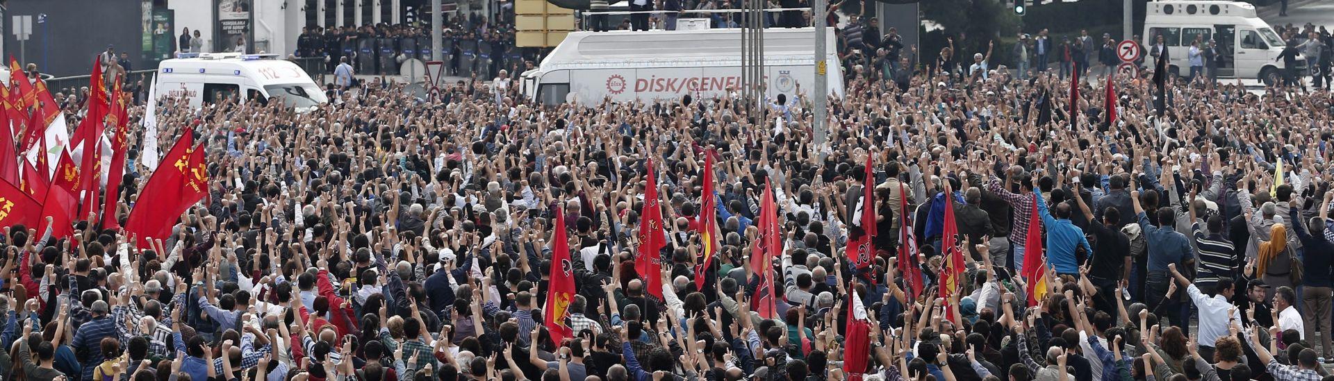 ATENTAT U ANKARI:  Oporba optužuje Erdogana