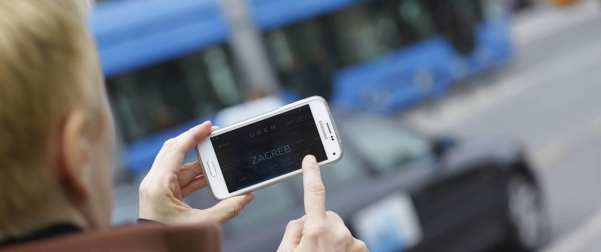 KONKURENCIJA TAKSISTIMA: Uber stigao u Hrvatsku